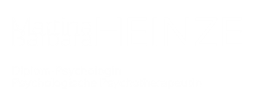 Martina Heinze, Psychologin, Psychotherapeutin